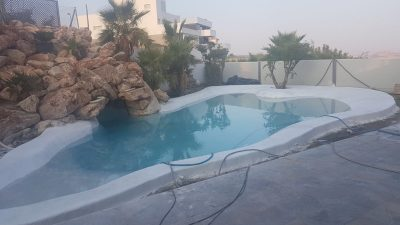 piscina La Zubia